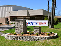 Traverse City Opti Temp headquarters